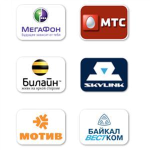 Операторы сотовой связи Десногорска