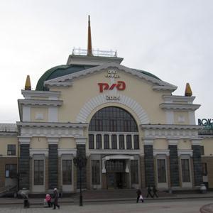 Железнодорожные вокзалы Десногорска